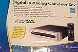 Venturer Digital to Analog Converter Box