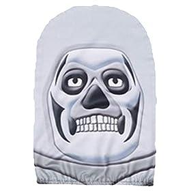 Kids Skull Trooper Costume Halloween Party Zentai Cosplay Costume With Mask