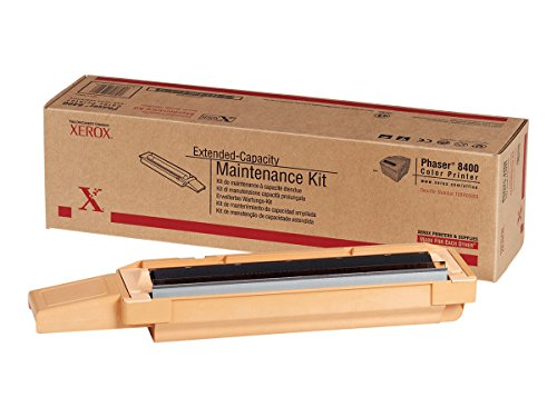 Extended Capacity Maintenance Kit Work (Xerox Phaser 8400 108R00603 Extended-Capacity Maintenance Kit)