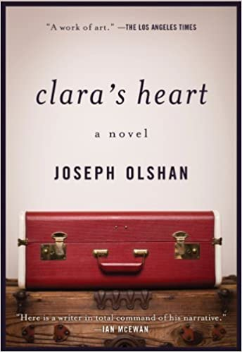 Book Clara's Heart July 9, 2013