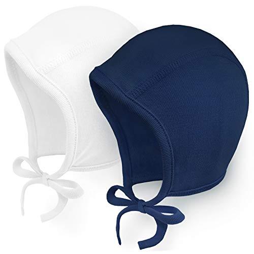 Happy Tree 2 Pack Baby Hat Bonnet Soft