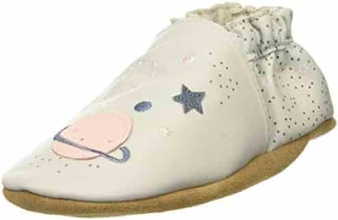 Robeez Kids' Over the Moon Crib Shoe