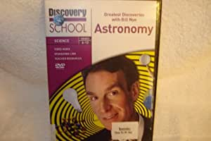 Greatest Discoveries With Bill Nye: Astronomy