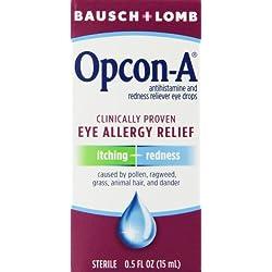 Opcon-A Eye Drops 15 ml (Pack of 3)