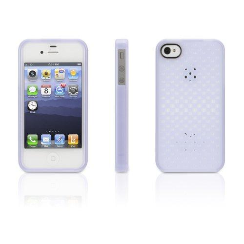 Iclear Air Iphone 4 Lavender ()