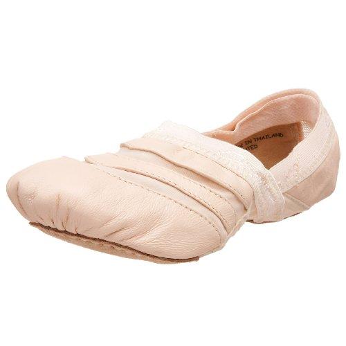 Capezio Women's Freeform Ballet Shoe,Light Pink,7.5 M US