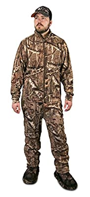 Sneek EZ Sneek Scrubs - Sound & Scent Eliminating Camo Hunting Gear For Over Your Clothing