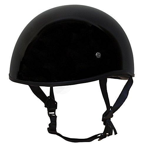 Best Low Profile Dot Half Helmet - 1