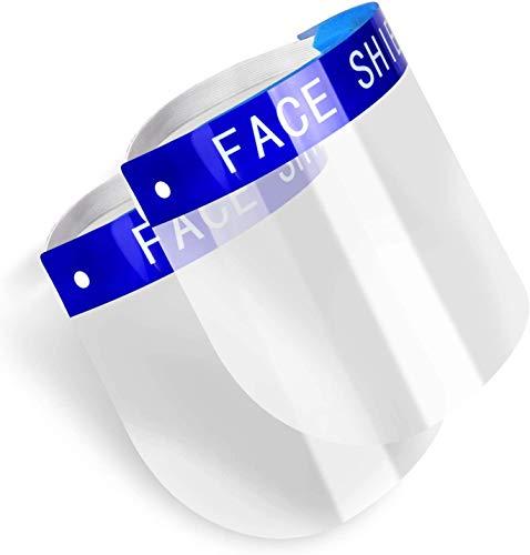 2PCS Safety Face Shield
