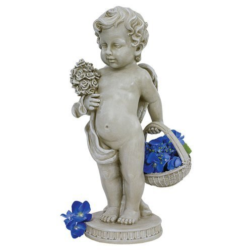Design Toscano Cherubs Bouquet Statue