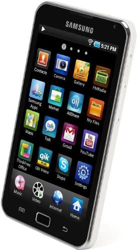 Samsung YP-G70 Galaxy S - Smartphone libre Android (pantalla ...