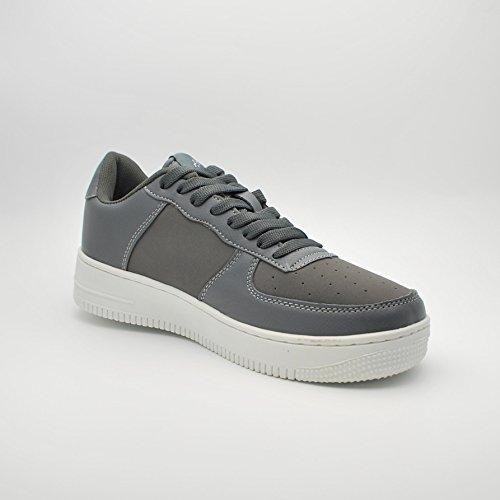 Kappa Caserta Footwear Air Force, an55, grau