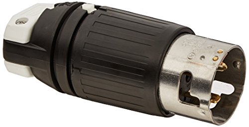 Astounding Hubbell Cs8165C Locking Plug 50 Amp 480V 3 Pole And 4 Wire Wiring 101 Tzicihahutechinfo