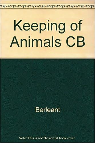 Descargar El Torrent Keeping Of Animals Cb PDF Gratis Descarga