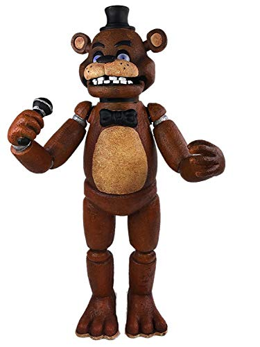Five Nights At Freddys Animated 3' Freddy Halloween Decoration ()