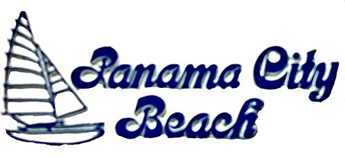 Panama City Beach Florida Fridge Magnet