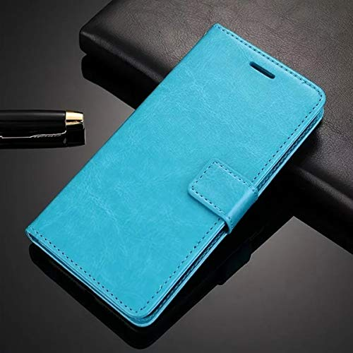 Softcover Display Book (for iPhone X Case,Fashion Leather Book Flip Wallet Case Soft Cover Shell (Display Size 5.8 inch))