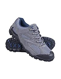 Mountain Warehouse Outdoor Mens Walking Shoes - Suede Hiking Shoes