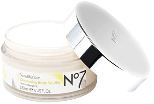 No7 Beautiful Skin Cocooning Body Souffle 180ml Boots