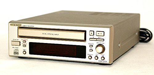 ONKYO オンキヨー(オンキョー) CDR-205X(S) CDレコーダー インテック205シリーズ B00YDX7792