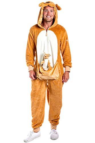Funny Animal Kangaroo Costume for Men - Kangaroo Onesie for sale  Delivered anywhere in USA