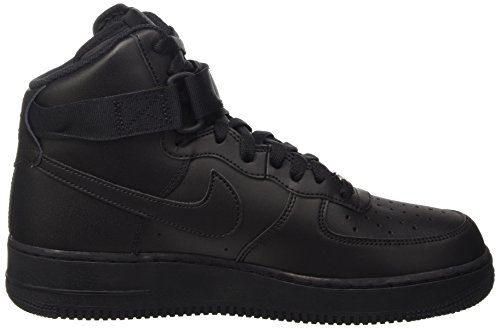 Nike Air Force 1 Hoch '07 Lv8 Mens Style: 806403 Schwarz