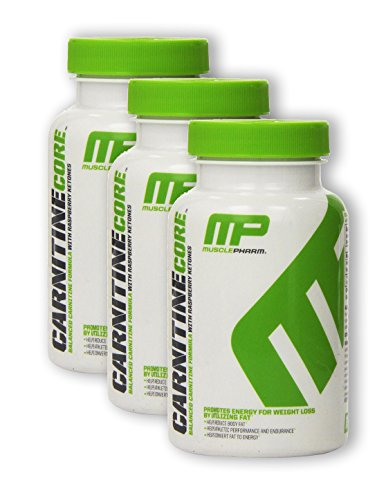 MusclePharm Carnitine Core (3 Pack)