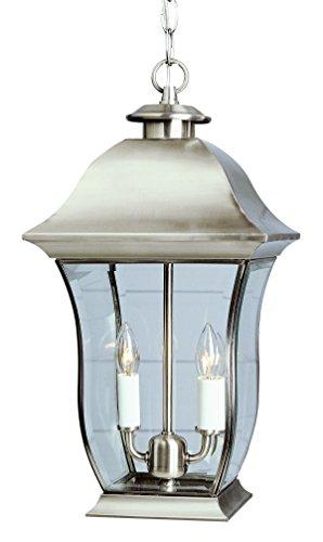 Transglobe Lighting Outdoor 1 Light Hanging Lantern in US - 5