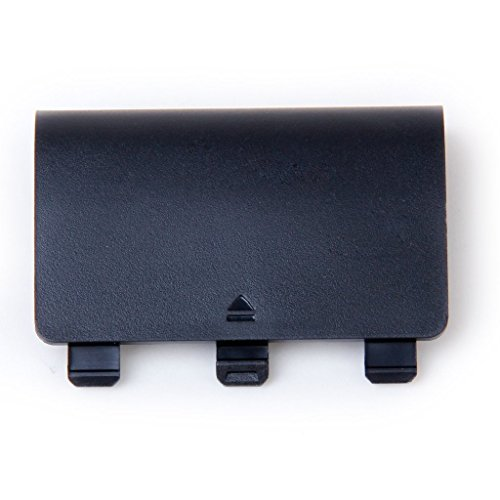 Black Battery Cover Door for Xbox One/Ones Wireless ()