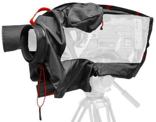 Manfrotto MB PL-RC-1 Video Raincover (Black) by Manfrotto