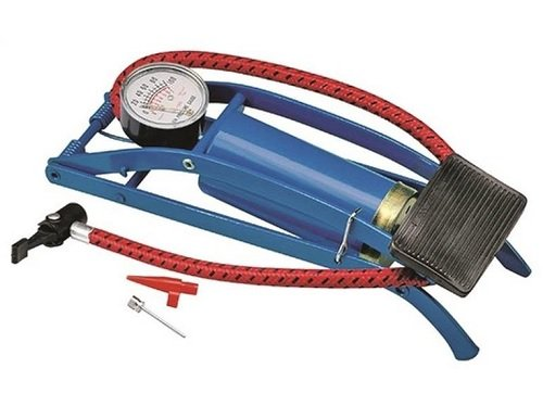 VICTOR AUTOMOTIVE Hopkins 08901-8 Victorheavy Duty Foot Pump With Gauge HOPKINS MANUFACTURING