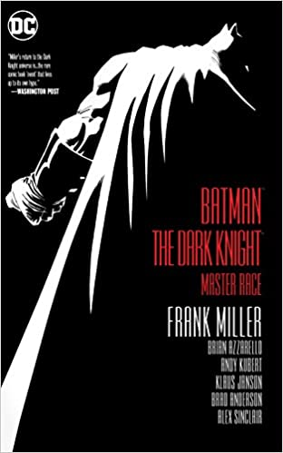 Image result for batman the dark knight master race