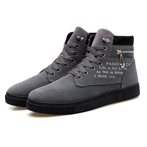 Wild Schuhe Akademie Freizeitschuhe Trend Schuhe D up High Top Damenschuhe Deck Wintermode Herbst Exing Lace qYUXTP8