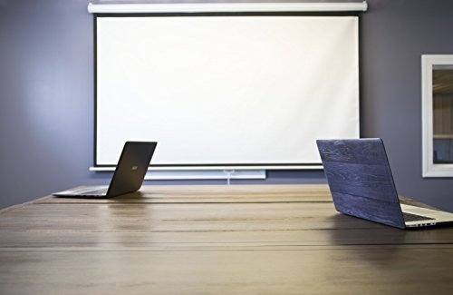 VIVO 100'' Projector Screen, 100 inch Diagonal 16:9 Projection HD Manual Pull Down Home Theater VIVO (PS-M-100) by VIVO (Image #2)