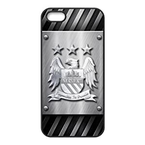 Manchester City Logo Phone Case for iPhone 5S Case