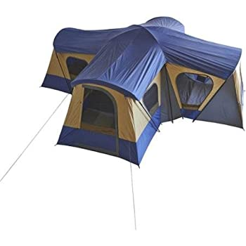 Amazon Com Ozark Trail Base Camp 14 Person Cabin Tent
