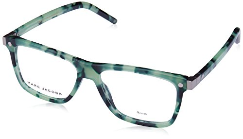 (MARC JACOBS Eyeglasses MARC 21 0U1S Green Havana 53MM)