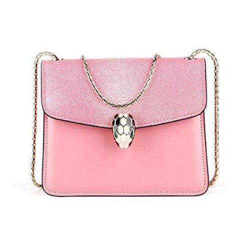 Pink Mini Messenger Petit Bag Sac à Dames Sac Décontracté Main KYOKIM épaule Portefeuille fUqd7wnxB7