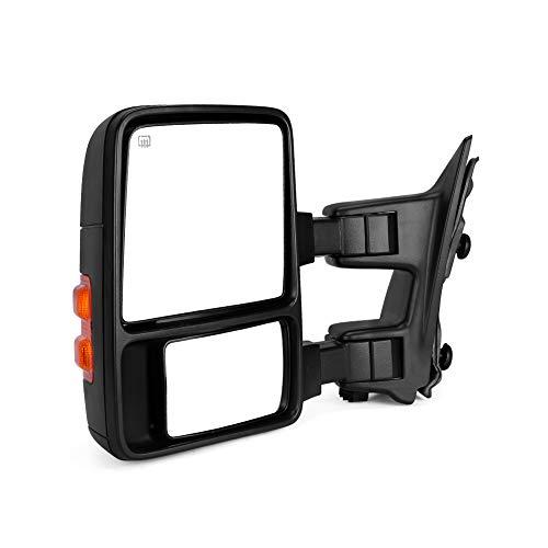 manual f250 tow mirrors - 4