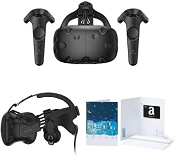 HTC Vive Virtual Reality Headset + $100 GC + HTC Vive Strap