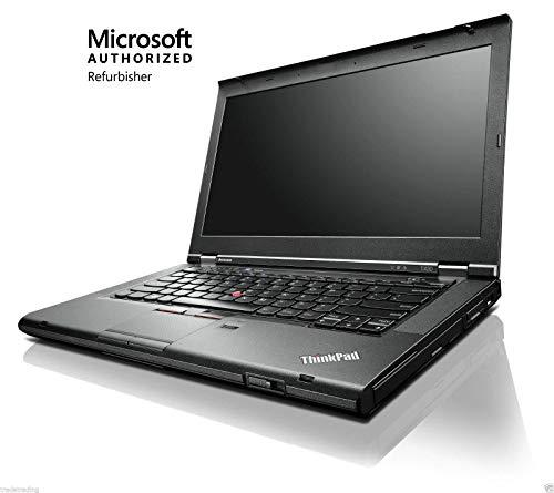 Lenovo ThinkPad T430 14″ Laptop, Intel Core i5, 8GB RAM, 320GB HDD, Win 10 Home (Renewed)