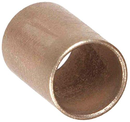 Item # 601140, Oilube Powdered Metal Bronze SAE841 Sleeve Bearings/Bushings - METRIC