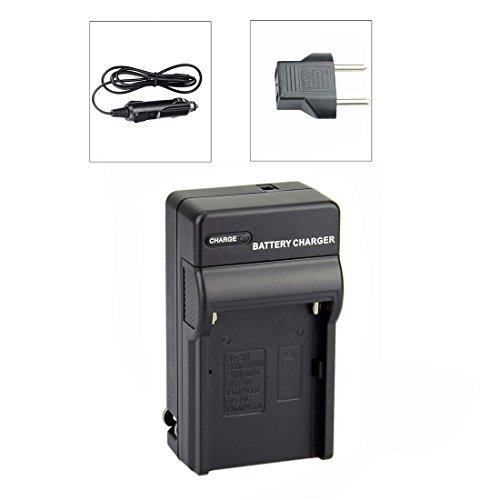 Battery Charger AC Adapter for Sony NP-F960 NP-F970 NP-F770 NP-F550 - 5