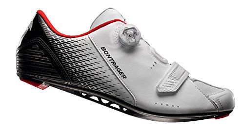 Specter bontrager chaussures de vélo blanc/noir 2012