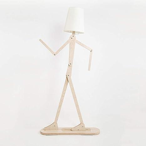 Deng Light Floor Lamp Creative Modern Diy Adjustable