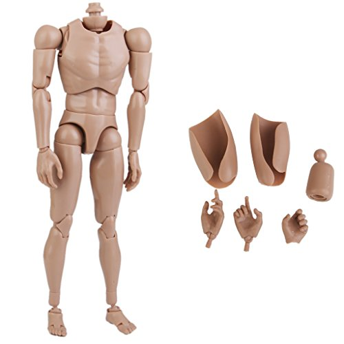 Wide Shoulder 1:6 Scale Action Figure Male Body Toys for TTM18 TTM19