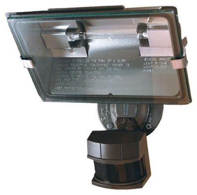 Heathco HZ-5311-BZ Bronze Dual Brite® Motion Sensor Quartz Security Light by Heathco