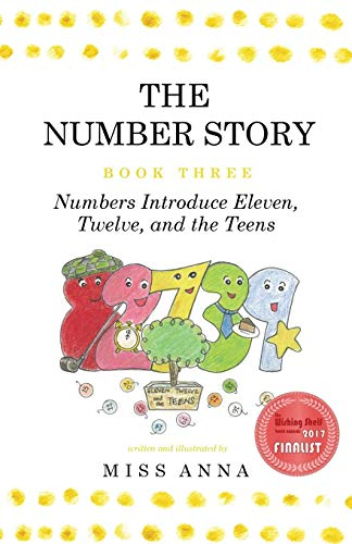 Ostrich Cross (The Number Story 3 / The Number Story 4: Numbers Introduce Eleven, Twelve, and the Teens / Numbers Teach Children Their Ordinal Names)