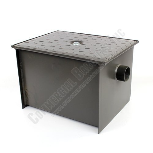 WentWorth 14 Pound Grease Trap Interceptor 7 GPM Gallons Per Minute WP-GT-7 by Wentworth (Image #2)