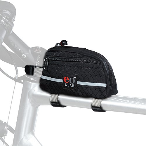 eoGEAR Large Century Bag 2.0 / Black (Bike Nutrition Box)